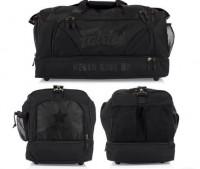 Sportovní taška Fairtex Gym bag - černá