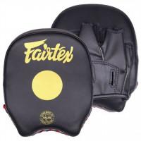 Lapy Fairtex  FMV14 - červenočerná