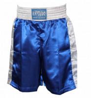 KATSUDO Pánské Boxerské šortky modré