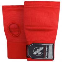 Hayabusa rukavice Quick Gel - červené