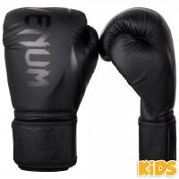 Dětské Boxerské rukavice VENUM CHALLENGER 2.0 - matně černé