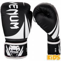Dětské Boxerské rukavice VENUM CHALLENGER 2.0 -  černo/bílé