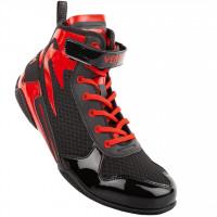 VENUM Boxerské boty  GIANT LOW - černo/červené