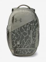 Sportovní batoh Under Armour Hustle 4.0 Backpack - zelený
