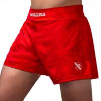 Kickbox šortky Hayabusa Arrow - červené