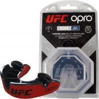 Chránič zubů Opro Silver UFC - červeno/černý