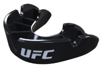 Chránič zubů Opro Bronze UFC - černý