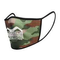 Rouška PHANTOM - maskáčová