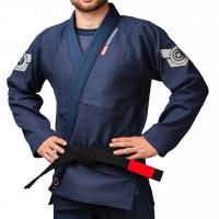 HAYABUSA Kimono Captain America Jiu Jitsu Gi - modré