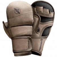 Hayabusa MMA rukavice T3 KANPEKI LX 7oz - hnědé