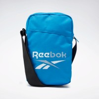 REEBOK Taška Essentials City - modrá