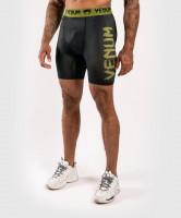 Kompresní trenýrky VENUM Boxing Lab - Black/Green