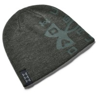 Čepice Under Armour Billboard Reversible Beanie - zelená