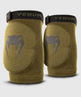 Chrániče loktů Venum - Khaki/Black