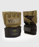Venum rukavice Gel Kontact - Khaki/Black