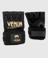 Venum rukavice Gel Kontact - Gold/Black