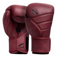 Boxerské rukavice HAYABUSA T3 LX - Crimson