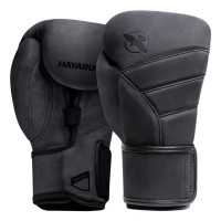 Boxerské rukavice HAYABUSA T3 LX - Obsidian