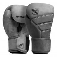 Boxerské rukavice HAYABUSA T3 LX - Slate
