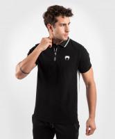 Pánské triko VENUM Legacy Polo - black/white