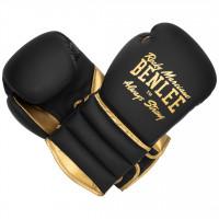BENLEE Boxerské rukavice CARAT - černo/zlaté