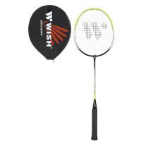 Badmintonová raketa WISH Steeltec 216