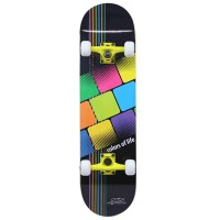 CR 3108 SB COLOR OF LIFE SKATEBOARD NILS EXTREME