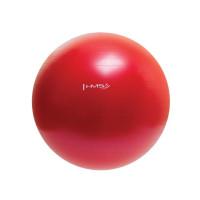 Gymnastický míč HMS YB01 65 cm, červený