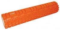 Masážní válec Foam Roller TUNTURI 61 cm/ 13 cm oranžový