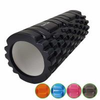 Masážní válec Foam Roller TUNTURI 33 cm / 13 cm černý