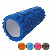 Masážní válec Foam Roller TUNTURI 33 cm / 13 cm modrý