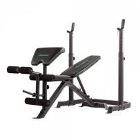 Posilovací lavice TUNTURI WB50 Mid Width Weight Bench