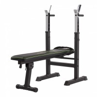 Posilovací lavice TUNTURI WB20 Basic Weight Bench