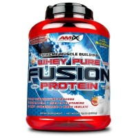 Amix Whey Pure Fusion Protein 1000 g banán