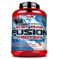 Amix Whey Pure Fusion Protein 2300 g banán