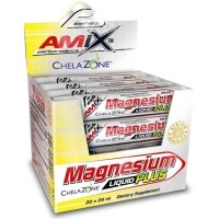 Amix Magnesium Liquid Plus 25 ml ananas