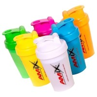 Amix Shaker Color 400 ml bílý