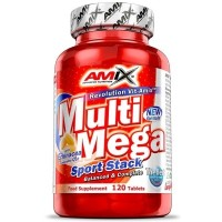 Amix Multi Mega Stack 120 tablet