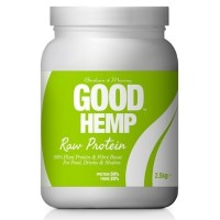 Good Hemp Protein Natural Raw 2500 g