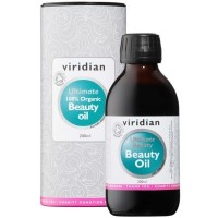 Viridian 100% Organic Beauty Oil 200 ml