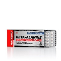 Nutrend Beta-Alanine Compressed Caps 90 kapsli