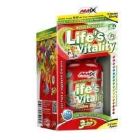 Amix Life's Vitality Active Stack 60tablet