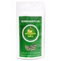 GuaranaPlus MIX 50/50 Guarana + Maca 100 kapslí