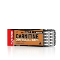 Nutrend Carnitine Compressed 120 kapslí