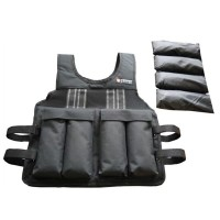 Power System Zátěžová vesta Weighted vest 10 kg