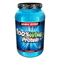 Aminostar 100% Whey Protein with CFM 2000 g