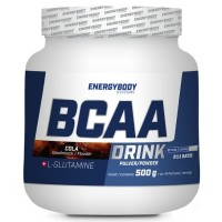 EnergyBody BCAA + L-Glutamine Drink 500 g