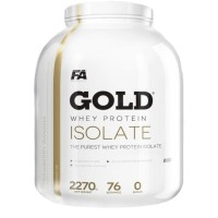 Fitness Authority Gold Whey Protein Isolate 2270 g