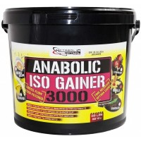 Metabolic Optimal Anabolic Iso Gainer 3000 9072 g vanilka