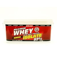 Xxlabs Maximum Whey Protein Isolate 92 1000 g